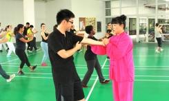 sim and liu laoshi
