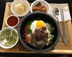 Korean Bibimbap in Pingshan