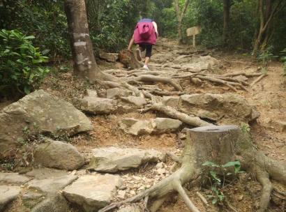 Tanglang Mtn Hike