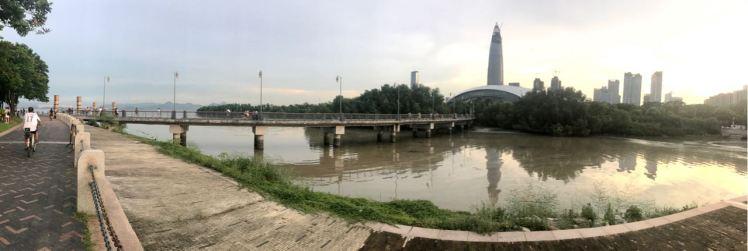 Shenzhen Bay Bike Path