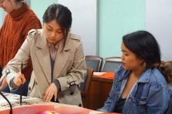 CA Crystal (Chenyang) and Megan Mancenido